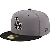 New Era Men's Los Angeles Dodgers Gray 59Fifty Colorpack Fitted Hat