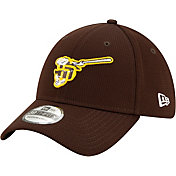 New Era Men's San Diego Padres Brown 2020 Spring Training 39Thirty Stretch Fit Hat
