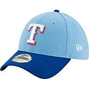 New Era Men's Texas Rangers 39Thirty Alternate Stretch Fit Hat