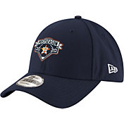New Era Men's 2020 Postseason Houston Astros Locker Room 9Forty Adjustable Hat