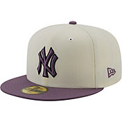 New Era Men's New York Yankees White 59Fifty Colorpack Fitted Hat