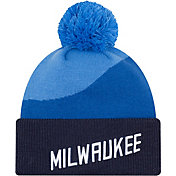 New Era Men's 2020-21 City Edition Milwaukee Bucks Knit Hat