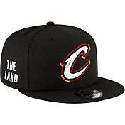 New Era Men's 2020-21 City Edition Cleveland Cavaliers 9Fifty Alternate Adjustable Snapback Hat
