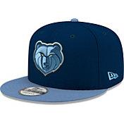 New Era Men's Memphis Grizzlies 9Fifty Two Tone Adjustable Snapback Hat