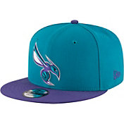 New Era Men's Charlotte Hornets 9Fifty Two Tone Adjustable Snapback Hat
