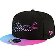 New Era Youth 2020-21 City Edition Miami Heat 9Fifty Adjustable Snapback Hat
