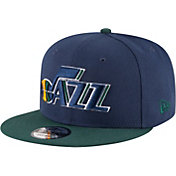 New Era Men's Utah Jazz 9Fifty Adjustable Two Tone Snapback Hat