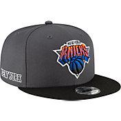 New Era Men's 2020-21 City Edition New York Knicks 9Fifty Alternate Adjustable Snapback Hat