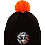 New Era Men's 2020-21 City Edition New York Knicks Knit Hat