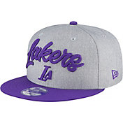 New Era Men's Los Angeles Lakers 2020 NBA Draft 9Fifty Adjustable Snapback Hat