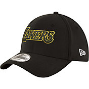New Era Men's Los Angeles Lakers Black Mamba 39Thirty Stretch Fit Hat