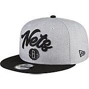 New Era Men's Brooklyn Nets 2020 NBA Draft 9Fifty Adjustable Snapback Hat