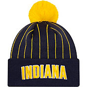 New Era Men's 2020-21 City Edition Indiana Pacers Knit Hat