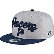 New Era Men's Indiana Pacers 2020 NBA Draft 9Fifty Adjustable Snapback Hat