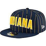 New Era Youth 2020-21 City Edition Indiana Pacers 9Fifty Adjustable Snapback Hat