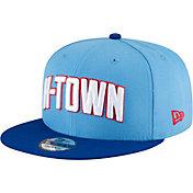 New Era Youth 2020-21 City Edition Houston Rockets 9Fifty Adjustable Snapback Hat