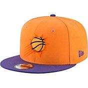 New Era Men's Phoenix Suns 9Fifty Adjustable Two Tone Snapback Hat