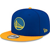 New Era Men's Golden State Warriors 9Fifty Two Tone Adjustable Snapback Hat