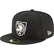 New Era Men's Army West Point Black Knights 59Fifty Game Army Black Game Fitted Hat