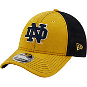 New Era Men's Notre Dame Fighting Irish Navy 9Forty Neo Adjustable Hat