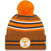 New Era Men's Tennessee Volunteers Tennessee Orange Sport Knit Pom Beanie