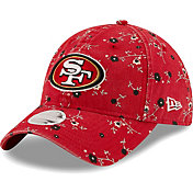New Era Women's San Francisco 49Ers Red Blossom Adjustable Hat