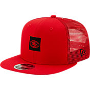 New Era Men's San Francisco 49ers Sideline Coaches 9Fifty Adjustable Snapback Hat