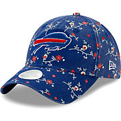 New Era Women's Buffalo Bills Royal Blossom Adjustable Hat