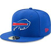New Era Men's Buffalo Bills Royal 59Fifity Logo Adjustable Hat