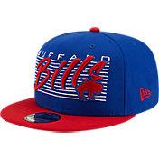 New Era Men's Buffalo Bills  9Fifty Adjustable Medium Blue Hat