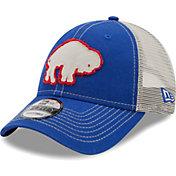 New Era Men's Buffalo Bills Royal 9Forty Rugged Adjustable Hat