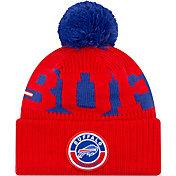 New Era Men's Buffalo Bills Sideline Sport Red Knit