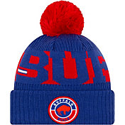 New Era Men's Buffalo Bills Sideline Sport Pom Knit