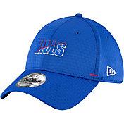 New Era Men's Buffalo Bills Blue Summer Sideline 39Thirty Stretch Fit Hat