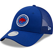 New Era Women's Buffalo Bills Royal Sparkle Adjustable Trucker Hat