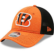 New Era Youth Cincinnati Bengals Black 9Forty Neo Adjustable Hat