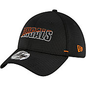 New Era Men's Cincinnati Bengals Black Summer Sideline 39Thirty Stretch Fit Hat