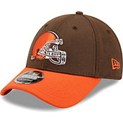 New Era Men's Cleveland Browns Brown League 9Forty Adjustable Hat