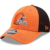 New Era Youth Cleveland Browns Brown 9Forty Neo Adjustable Hat