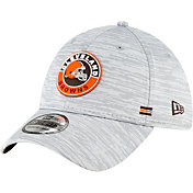 New Era Men's Cleveland Browns Sideline Road 39Thirty Stretch Fit Hat
