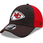 New Era Youth Kansas City Chiefs Red 9Forty Neo Adjustable Hat