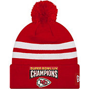 New Era Men's Super Bowl LIV Champions Kansas City Chiefs Knit Hat