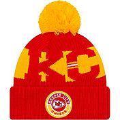 New Era Men's Kansas City Chiefs Sideline Sport Red Knit