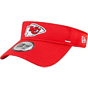 New Era Men's Kansas City Chiefs Red Summer Sideline Visor