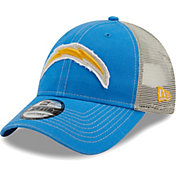 New Era Men's Los Angeles Chargers Navy 9Forty Rugged Adjustable Hat