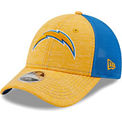 New Era Youth Los Angeles Chargers Navy 9Forty Neo Adjustable Hat