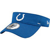 New Era Men's Indianapolis Colts Blue Summer Sideline Visor