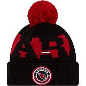 New Era Men's Arizona Cardinals Sideline Sport Red Knit Hat