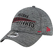 New Era Men's Arizona Cardinals Grey Summer Sideline 39Thirty Stretch Fit Hat