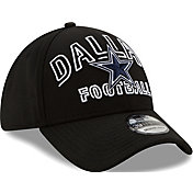 New Era Men's Dallas Cowboys 2020 NFL Draft Alternate 39Thirty Stretch Fit Black Hat